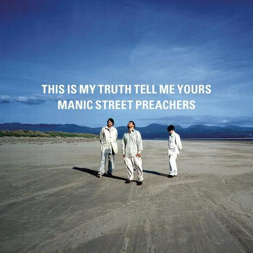 Manic Street Preachers - This Is My Truth Tell Me Yours-LP-South