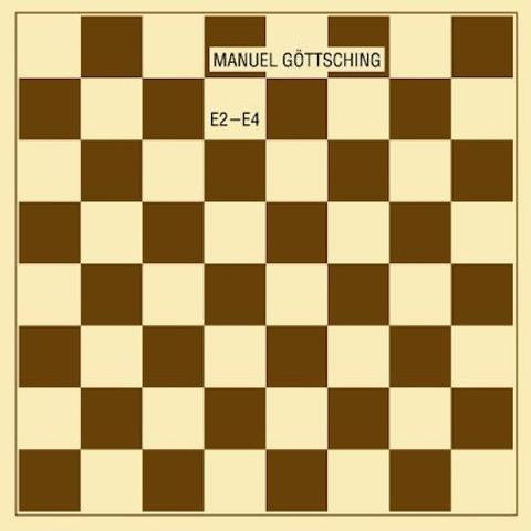 Manuel Gottsching - E2-E4: 35th Anniversary Edition-LP-South