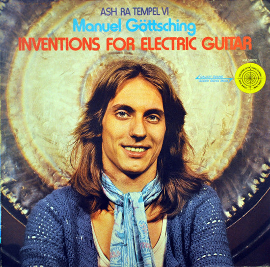 Manuel Gottsching - Inventions For Electric Guitar-LP-South