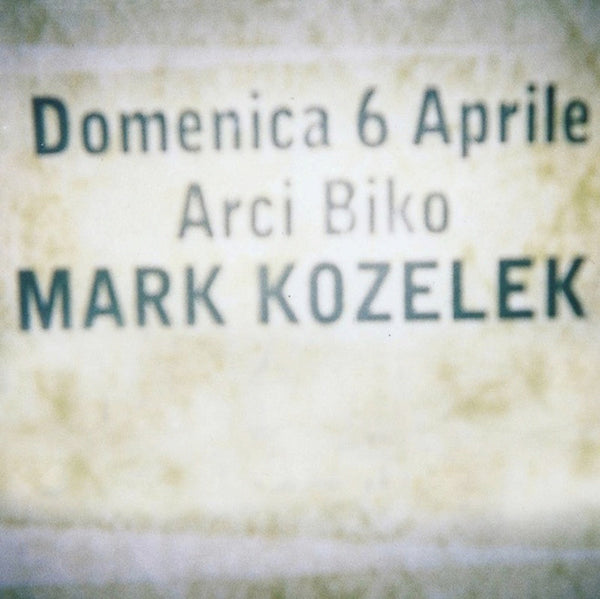 Mark Kozelek - Live At Biko-Vinyl LP-South