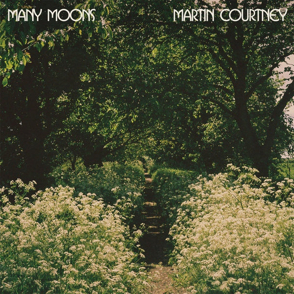 Martin Courtney - Many Moons-CD-South