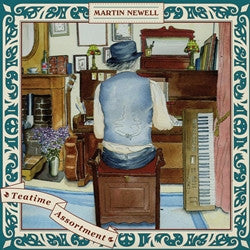 Martin Newell - Teatime Assortment-CD-South