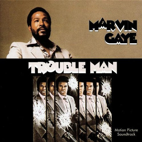 Marvin Gaye - Trouble Man-LP-South