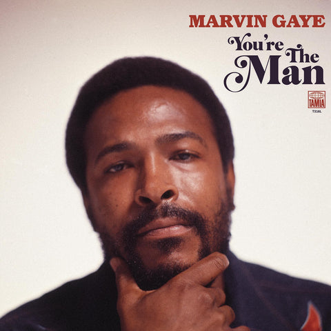 Marvin Gaye - You're The Man-LP-South