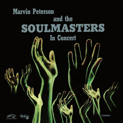 Marvin Peterson & The Soulmasters - In Concert-Vinyl LP-South