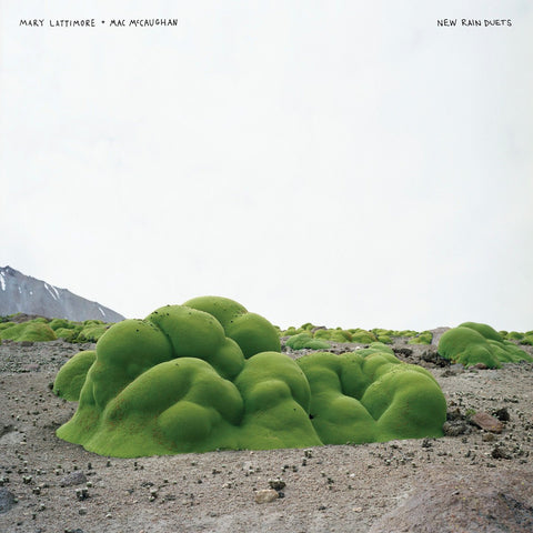 Mary Lattimore & Mac McCaughan - New Rain Duets-LP-South