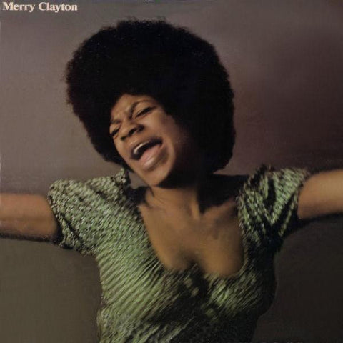 Merry Clayton - Merry Clayton-LP-South