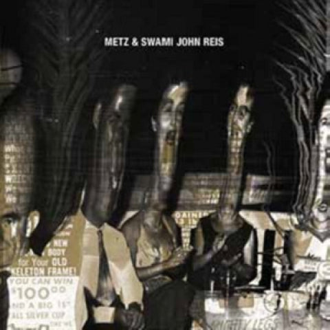 "Metz & Swami John Reiss - Let It Rust-7""-South"