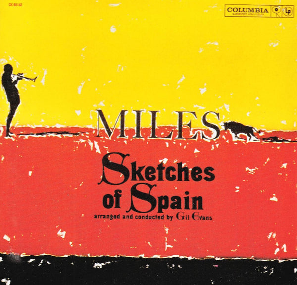 Miles Davis - Sketches Of Spain-LP-South