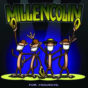 Millencolin - For Monkeys-LP-South