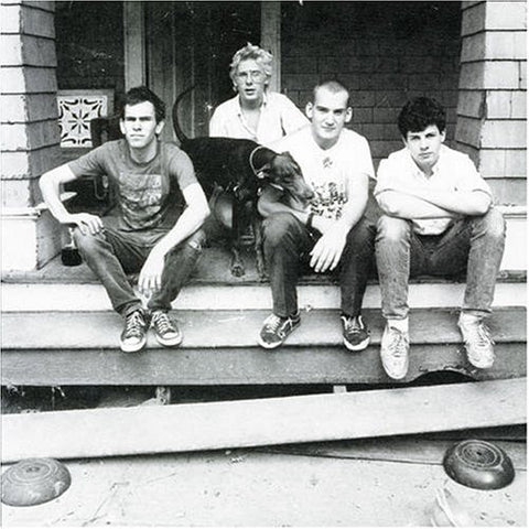 "Minor Threat - First Demo Tape-7""-South"