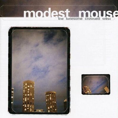 Modest Mouse - The Lonesome Crowded West-CD-South