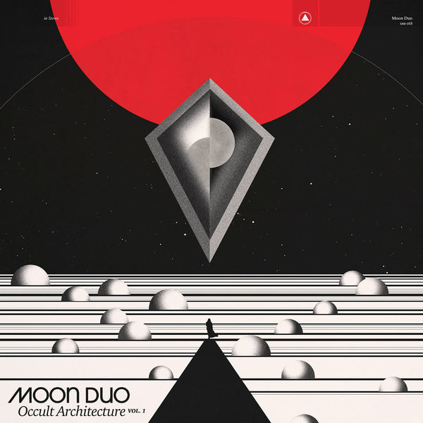 Moon Duo - Occult Architecture Vol.1-CD-South