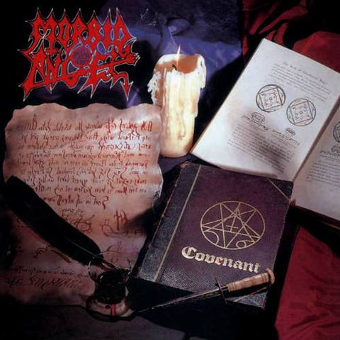 Morbid Angel - Covenant-LP-South