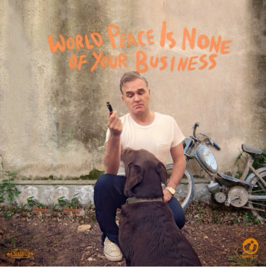 Morrissey - World Peace Is None of Your Business-CD-South