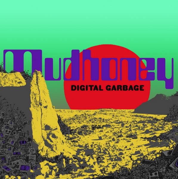 Mudhoney - Digital Garbage-CD-South