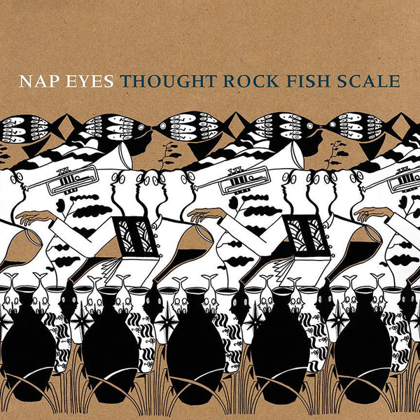 Nap Eyes - Thought Rock Fish Scale-CD-South