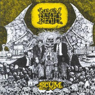 Napalm Death - Scum-LP-South