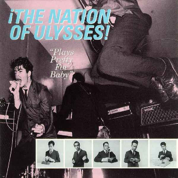 Nation of Ulysses - Plays Pretty For Baby-Vinyl LP-South