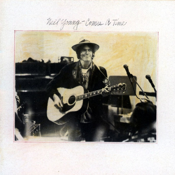 Neil Young - Comes A Time-LP-South