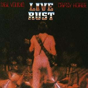 Neil Young - Live Rust-LP-South