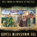 Neil Young + Promise Of The Real - The Monsanto Years-CD-South