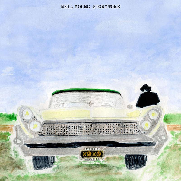 Neil Young - Storytone-CD-South
