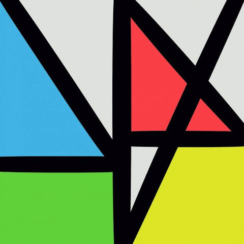 New Order - Music Complete-CD-South