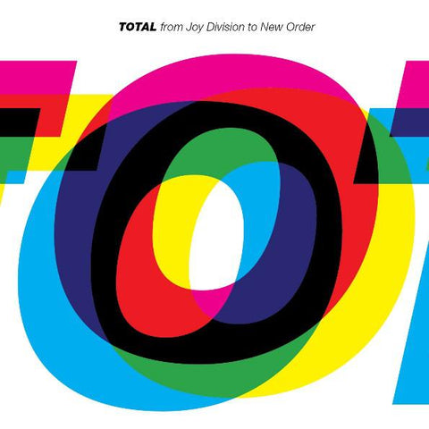 New Order/Joy Division - Total-LP-South