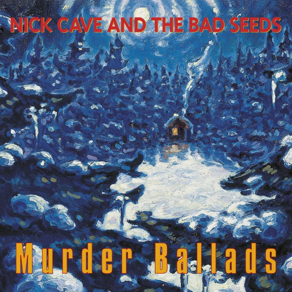 Nick Cave & The Bad Seeds - Murder Ballads-Vinyl LP-South