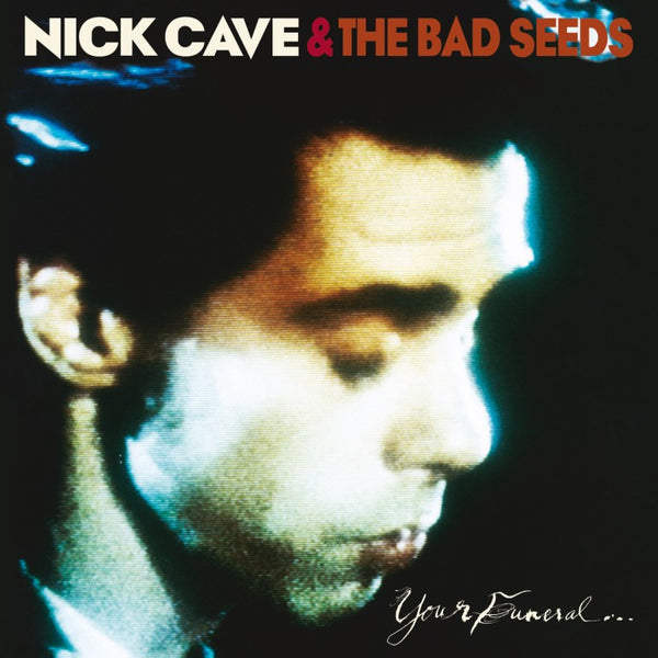 Nick Cave & The Bad Seeds - Your Funeral...My Trial-Vinyl LP-South