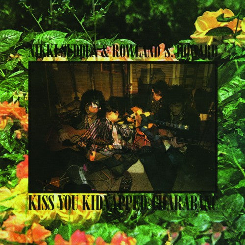 Nikki Sudden & Rowland S. Howard - Kiss Your Kidnapped Charabanc-Vinyl LP-South