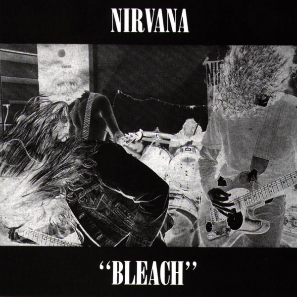 Nirvana - Bleach (Deluxe)-CD-South