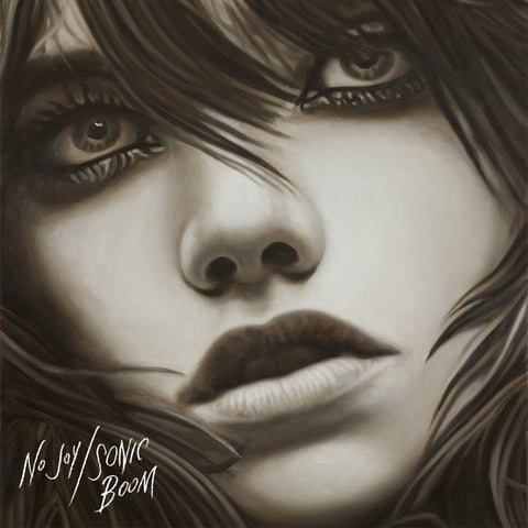 No Joy/Sonic Boom - No Joy/Sonic Boom-LP-South