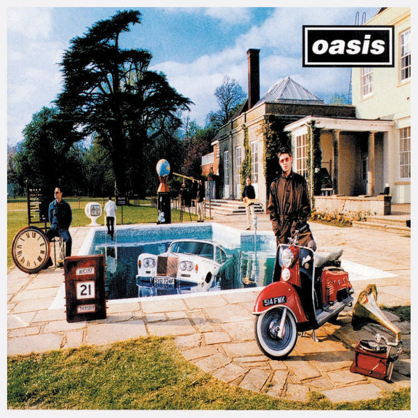 Oasis - Be Here Now-CD-South
