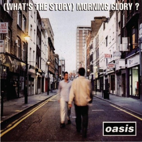 Oasis - (What's The Story?) Morning Glory-CD-South