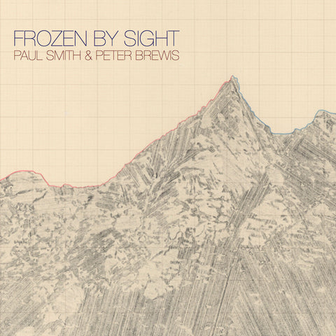 Paul Smith & Peter Brewis - Frozen By Sight-CD-South