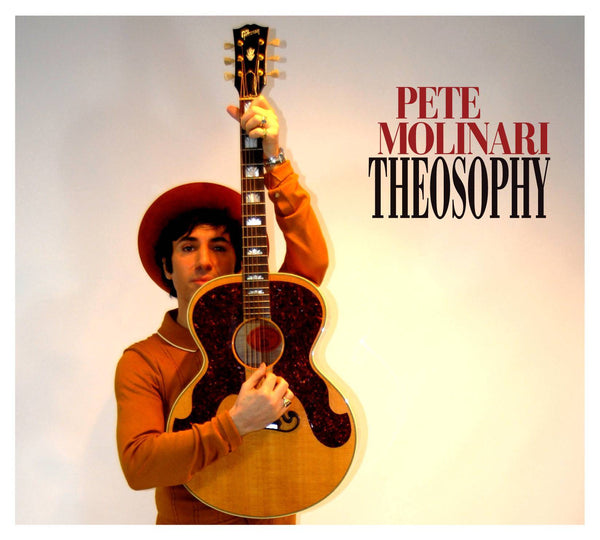 Pete Molinari - Theosophy-CD-South