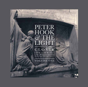 Peter Hook & The Light - Closer Vol.2-LP-South