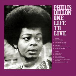 Phillis Dillon - One Life To Live-LP-South