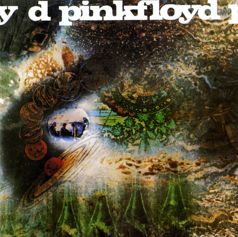Pink Floyd - A Saucerful Of Secrets-LP-South