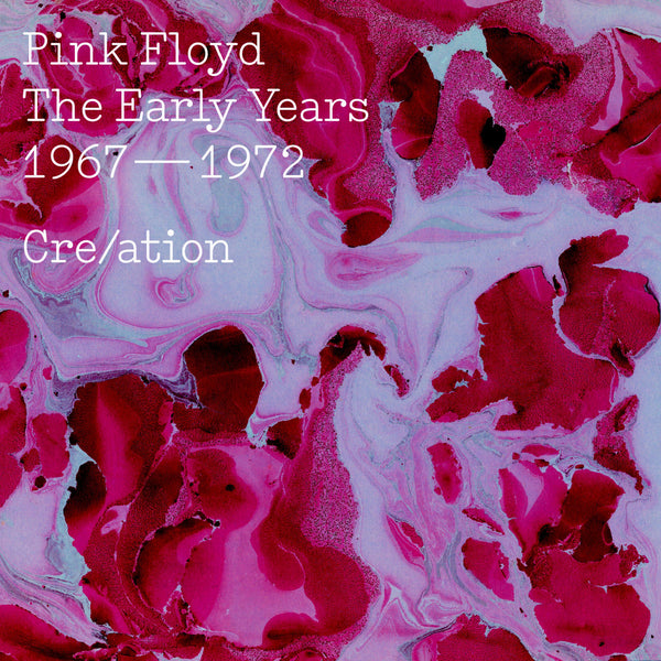 Pink Floyd - The Early Years 67-72 Cre/ation-CD-South