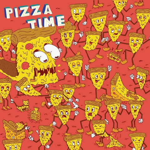 Pizza Time - Todo-LP-South