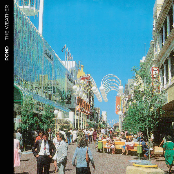 Pond - The Weather-CD-South