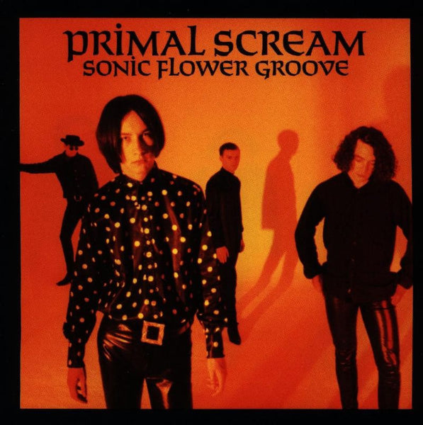 Primal Scream - Sonic Flower Groove-LP-South