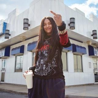 "Princess Nokia - The Girl Cried Red-12""-South"