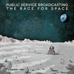 Public Service Broadcasting - The Race For Space-CD-South
