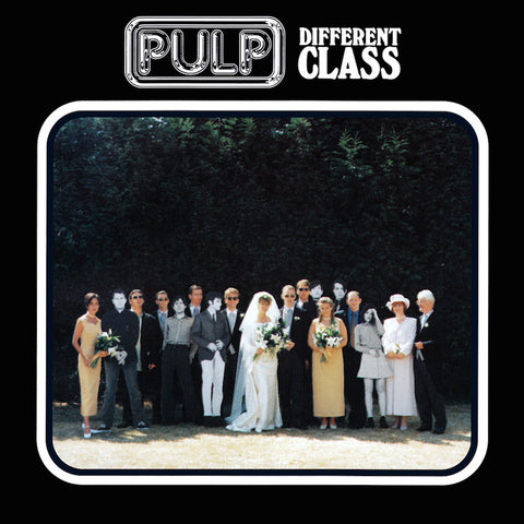 Pulp - Different Class-LP-South