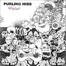Purling Hiss - Weirdon-CD-South