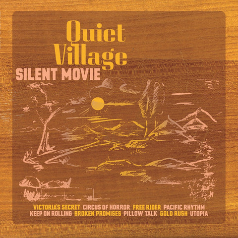 Quiet Village - Silent Movie-LP-South